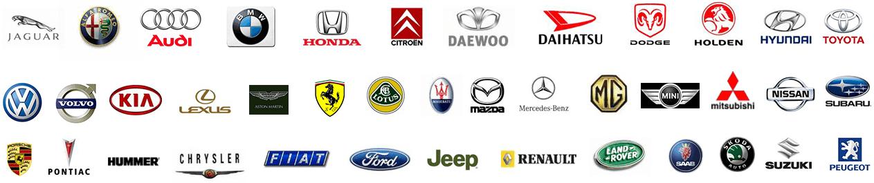 Brands we Repair