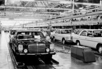 Old Assembly Line Photos